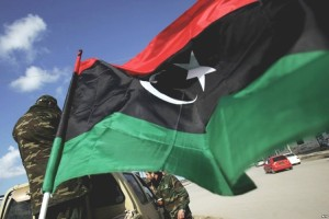 Libye_drapeau