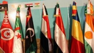 voisins de la Libye