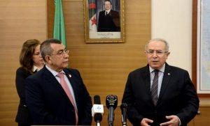 ALGERIA UN OBSERVERS