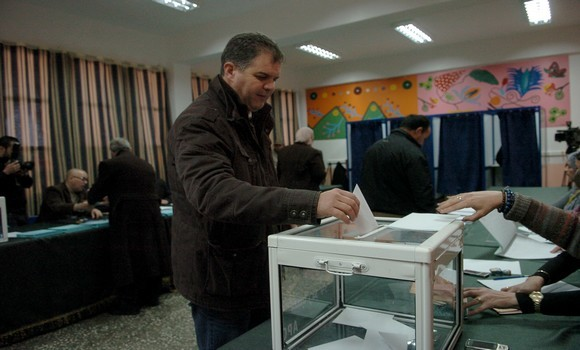 Ouverture des bureaux de vote à travers le territoire national