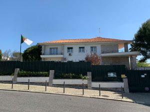 Embaixada Argélia em Portugal
